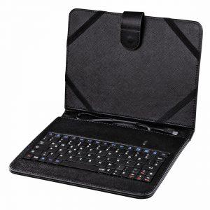 Универсален калъф с жична клавиатура HAMA