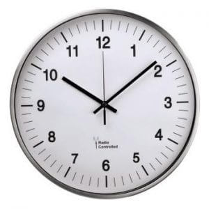 Часовник с радио сверяване AG-340 HAMA 113977