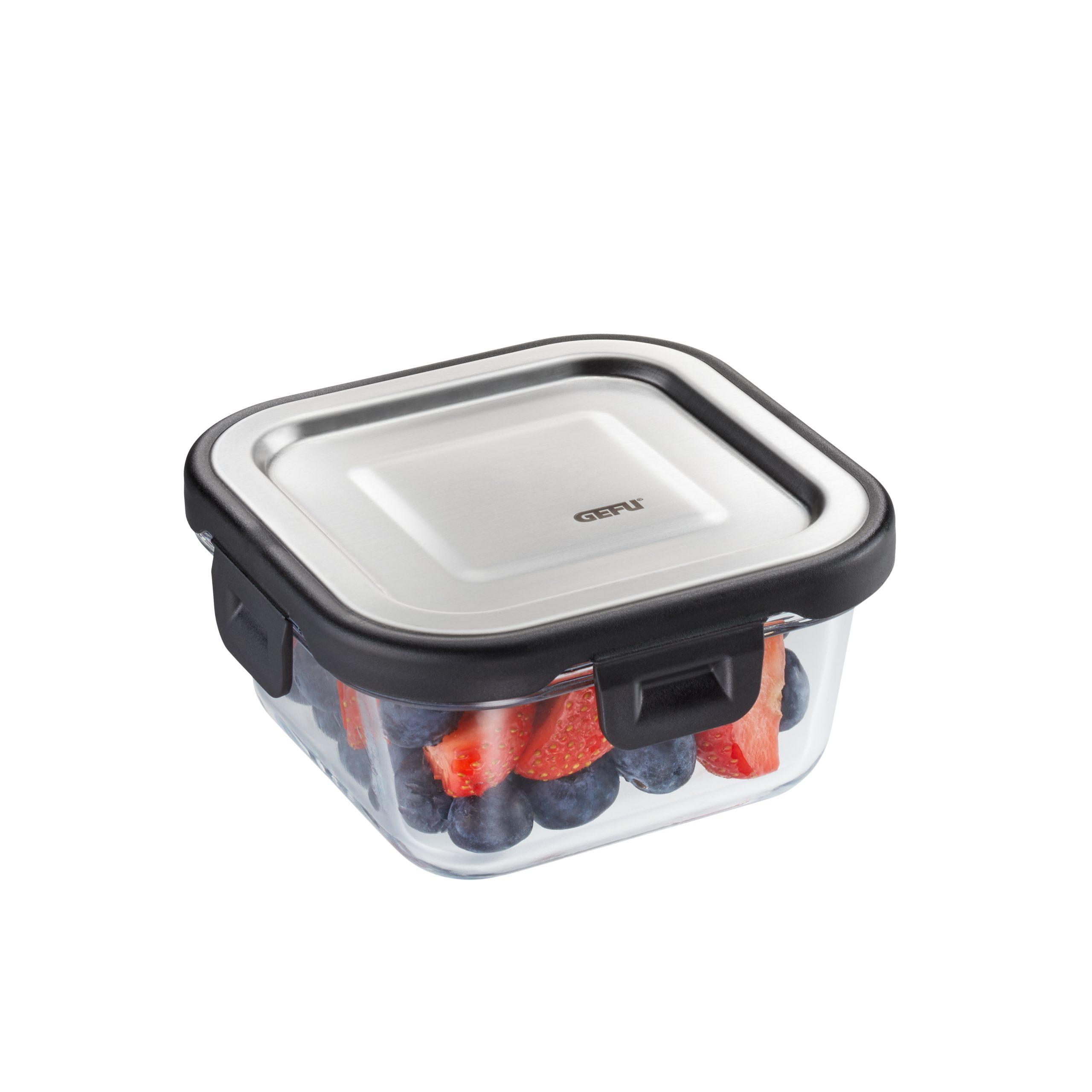 """GEFU Стъклена кутия за храна """"MILO"""" - 300 мл."""