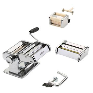 GEFU Машина за спагети / паста с 3 приставки PASTA PERFETTA DE LUXE