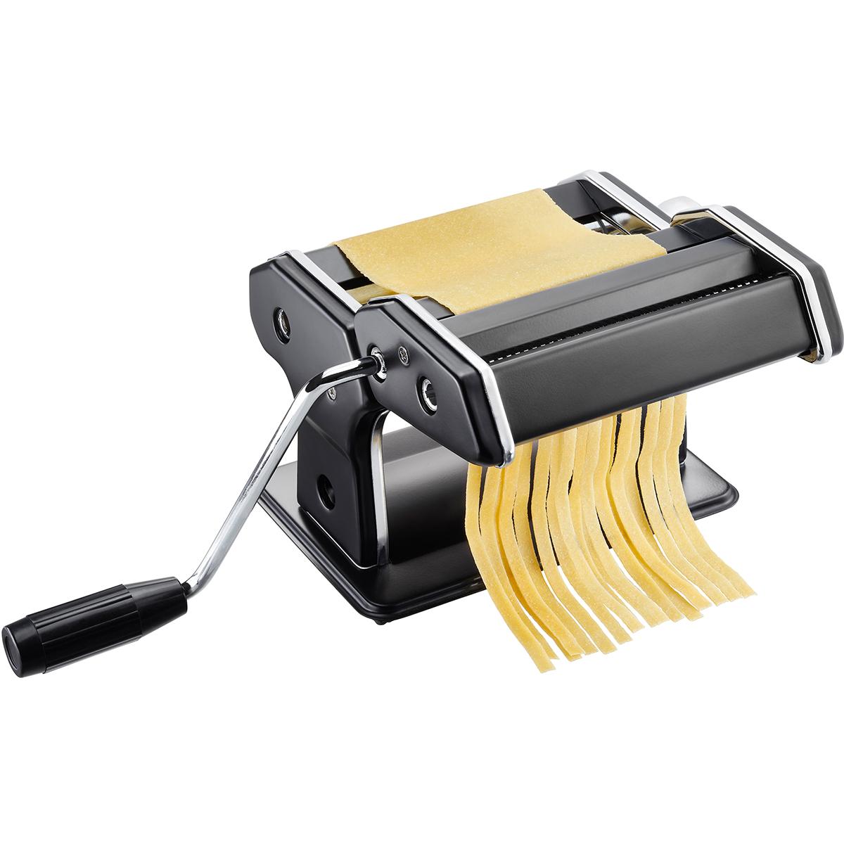 """GEFU Машинка за спагети / паста  """"PASTA PERFETTA"""" - цвят черен"""
