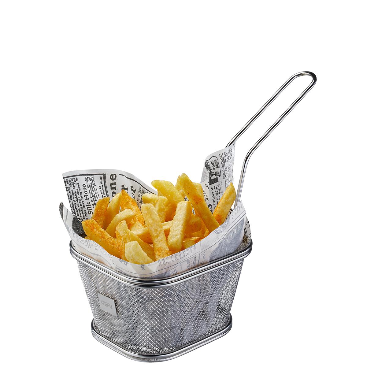 """GEFU Кошница за сервиране на пържени картофи """"BBQ"""" - голяма"""